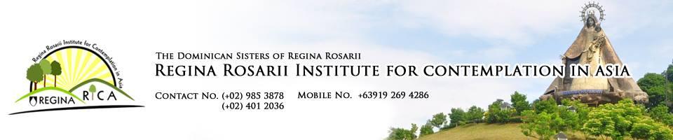 Regina Rosarii Institute for Contemplative in Asia