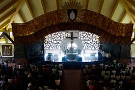 Inside the RICA chapel1