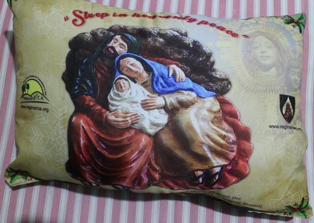 The Sleeping Holy Family