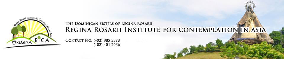 Regina Rosarii Institute for Contemplation in Asia