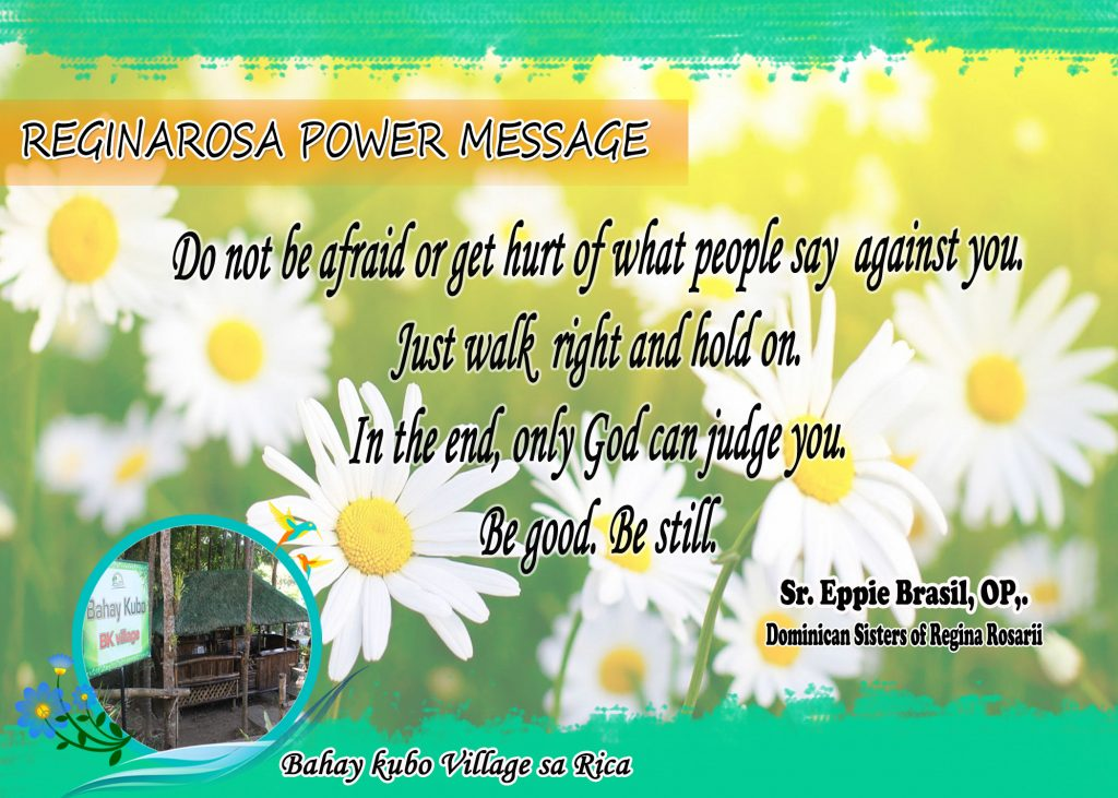 04252017 Power Message
